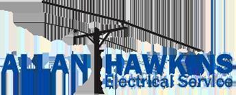 Allan Hawkins Electrical Logo